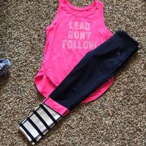 Gap workout wear!
